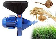 Измельчитель зерна и корнеплодов Бизон-3( Зерно, корнеплоды, сено), фото 4