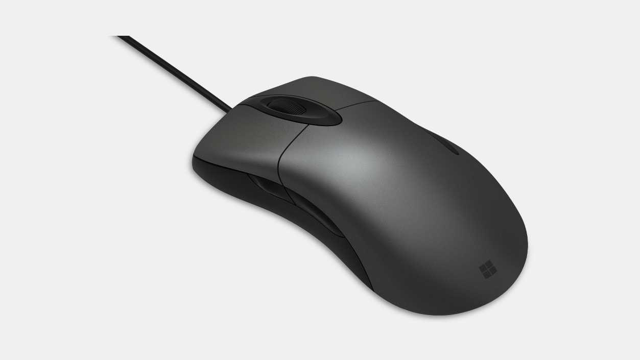 Мышь Microsoft Classic IntelliMouse USB