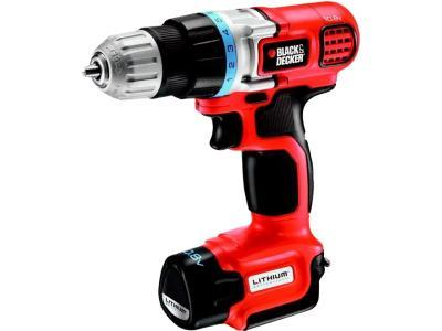 Дрель Black&Decker EGBL108KB