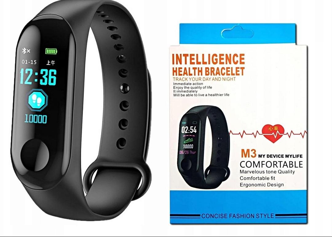 Фитнес браслет Smart Band M3