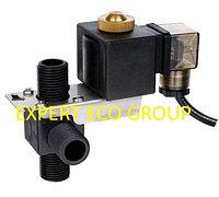 Клапан электромагнитный трехходовой