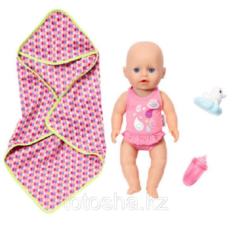 Zapf Creation my little Baby born 825-341 Пупс для игры в воде, 32 см - фото 3