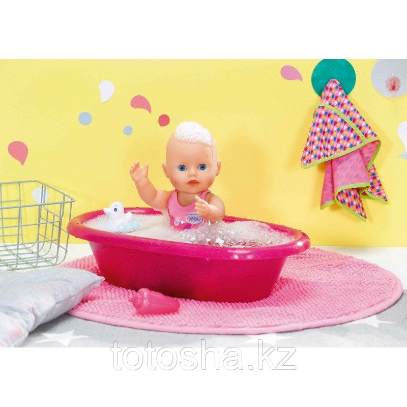 Zapf Creation my little Baby born 825-341 Пупс для игры в воде, 32 см - фото 4