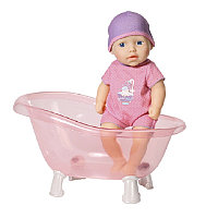 Zapf Creation Baby Annabell 700-044 Пупс с ванночкой, 30 см