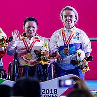 INDONESIA 2018 asian para game