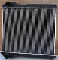 Радиатор экскаватора JCB 3CX 4CX 526. 528 530