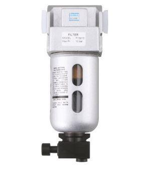 """GR60101 - F 13613-S Воздушный фильтр Miniature 1/4"""", 800 л/мин, 9мл, поликарбонат"""