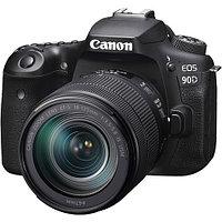 Цифровой фотоаппарат Canon EOS 90D Kit (EF-S 18-135mm f/3.5-5.6 IS NANO USM)