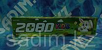 Dental Clinic 2080 KIDS -  Детская зубная паста (клубника, яблоко, банан)