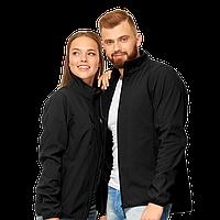 Куртка Softshell нового поколения, StanThermoDrive, 70N, Чёрный (20), XXXL/56