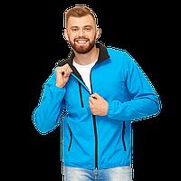 Куртка Softshell нового поколения, StanThermoDrive, 70N, Лазурный (40), XXL/54
