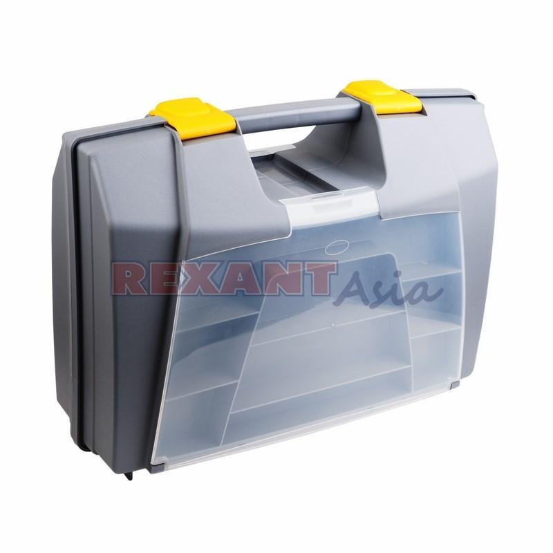 Ящик универсальный пластиковый для инструмента PROconnect, 400х310х160 мм, (12-5015-4 )