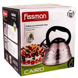 Чайник со свистком Fissman CAIRO KT-5012 [3,2 л]