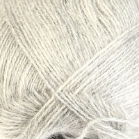 Пряжа 'Angora Star' 20 шерсть 80 акрил 500м/100гр (282 серый)