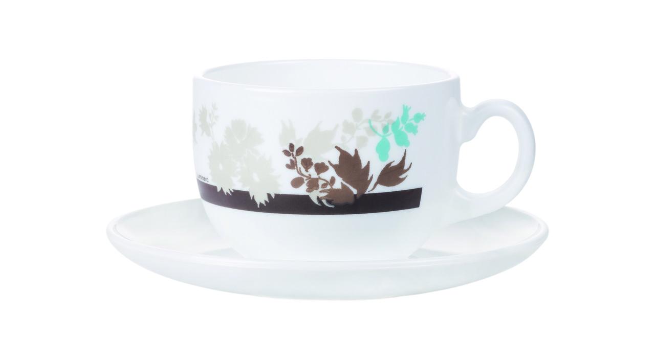 Чайный сервиз Luminarc Essence Foliage (12 пр.)