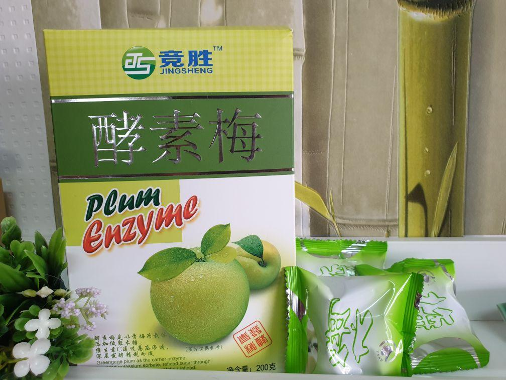 Слива Plum Enzyme для очистки токсинов ( слабительное ) 1 шт.