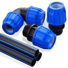 Полеэтиленовые трубы и фитинги для водоснабжения