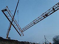 Башенный кран 8 тонн