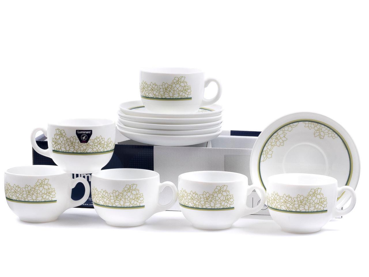 Чайный сервиз Luminarc Essence Orbea (12 пр.)