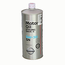 Моторное масло Nissan Strong Save-X SN 5W30 1 л