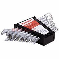 Набор ключей комбинированных 8-19 мм 8 предметов REXANT, (12-5841 )