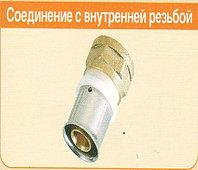 Соединение с внутренней резьбой Hydrosta SF16-1/2 (Южная Корея)