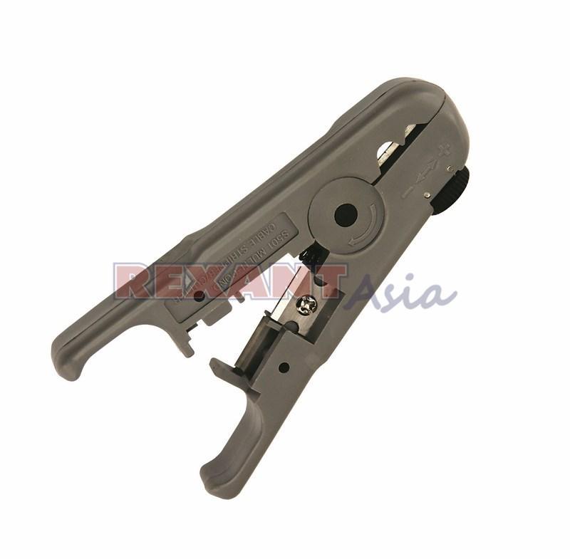 Инструмент для зачистки и обрезки витой пары (ht-S-501B) REXANT, (12-4042 )