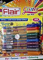 FLAIR Extra Sparkle Гелевая ручка (10 штук)