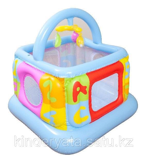 Надувной игровой манеж Intex Lil Baby Gym