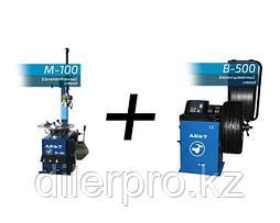 Шиномонтажный комплект М-100 + В-500