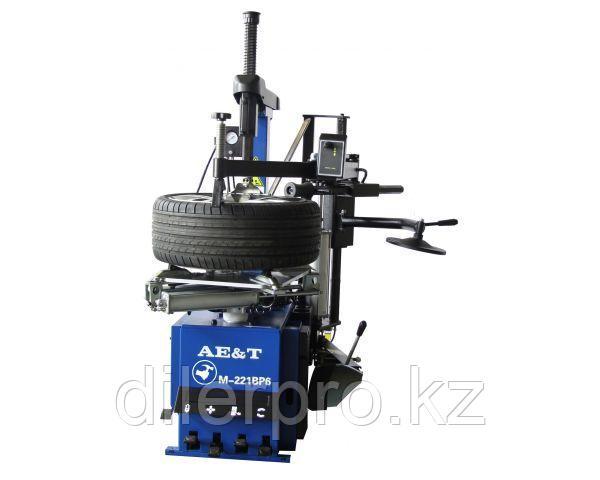 Шиномонтажный станок автомат M-221P6 AE&T (380В)