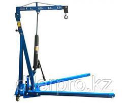 Кран Т62301 AE&T 1000 кг складной (низкий въезд)