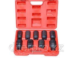 Головки гаек оси (9 предметов) TA-E1208