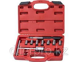 Инструмент очистки гнезд инжекторов дизелей (10 предметов) TA-C1013