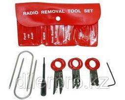 Набор инструментов для снятия радиоприемников KA-6960A KINGTOOL