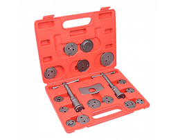 Инструмент сведения тормозных цилиндров (18 предметов) TA-B1009