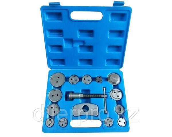 Инструмент сведения тормозных цилиндров (15 предметов) TA-B1039