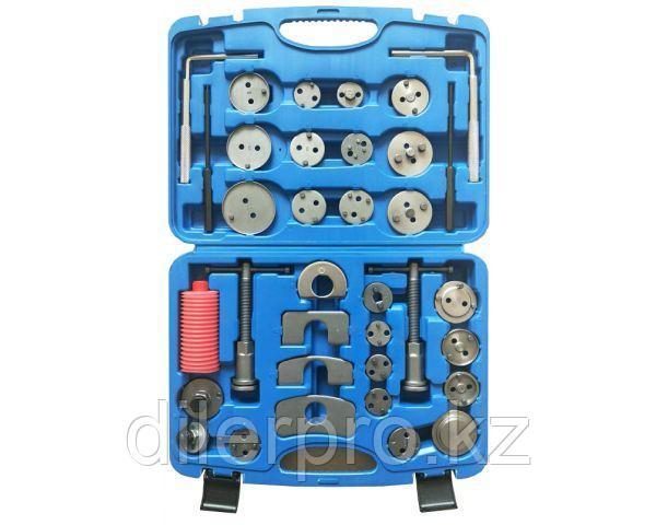 Инструмент сведения тормозных цилиндров (35 предметов) TA-B1015
