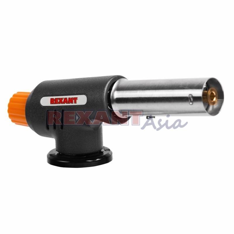 Газовая горелка-насадка GT-19 с пьезоподжигом REXANT, (12-0019 )