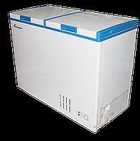 Морозильник-ларь Almagreen-350 (комбинированный)