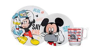 Набор Luminarc Disney Party Mickey 3 пр.
