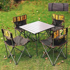 Столы и стулья туристические