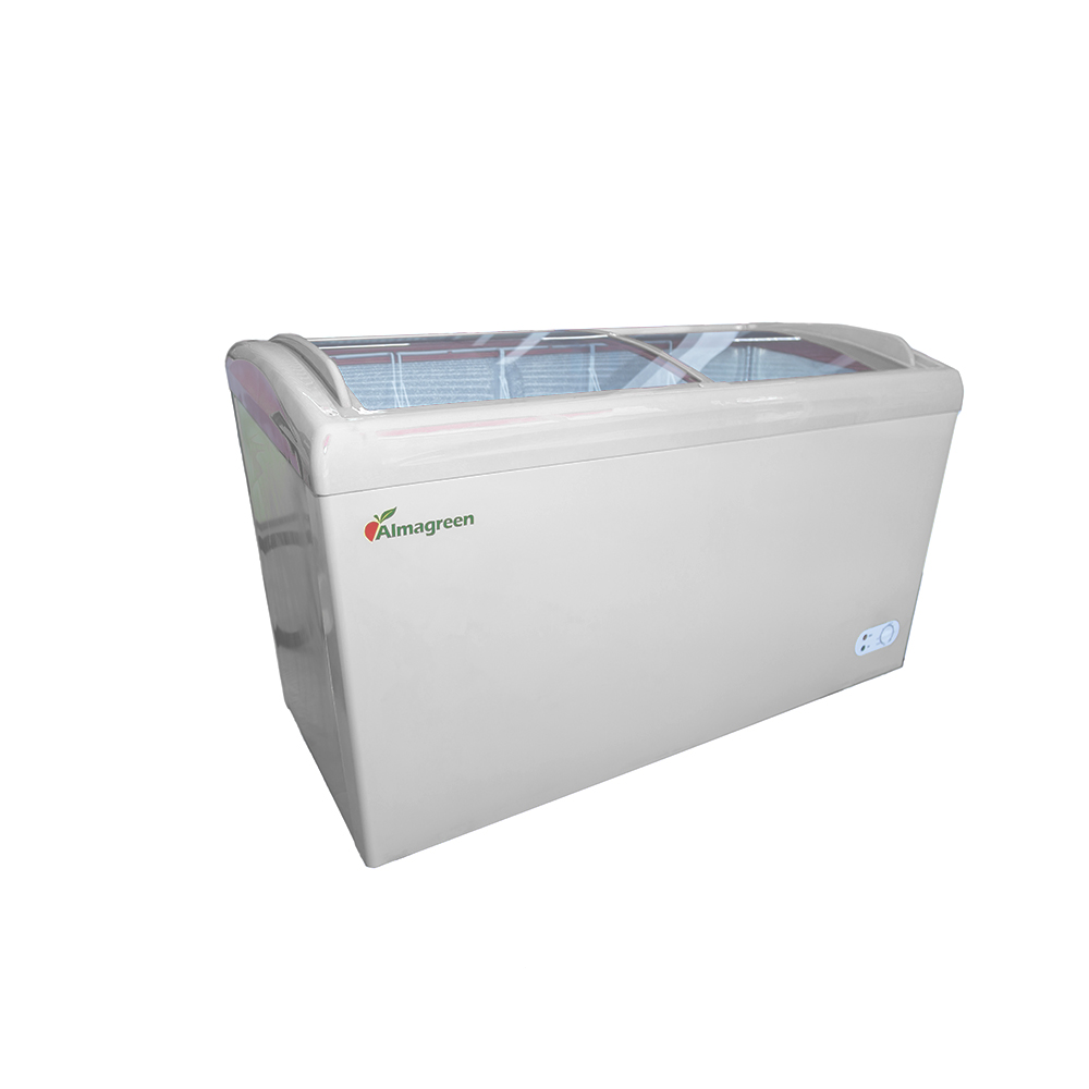 Морозильник-ларь Almagreen-339