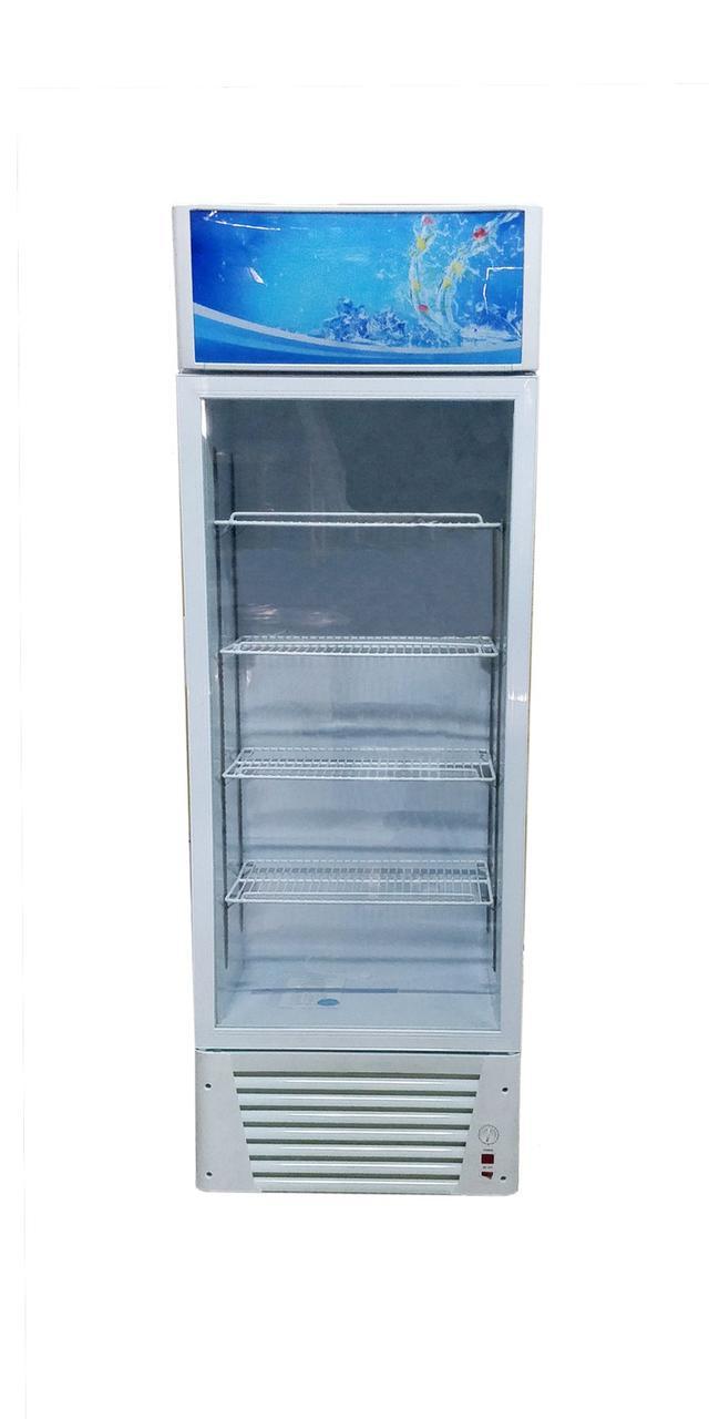Шкаф-витрина LC - 368 Almagreen
