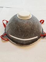 Полумаски фильтрующие (респиратор) с интегрированным слоем активированного угля ECOS А 1323К FFP3 NR
