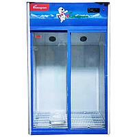 Шкаф-витрина LC - 593 Almagreen