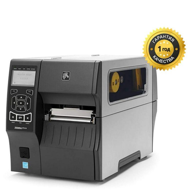 Коммерческий принтер этикеток Zebra ZT410