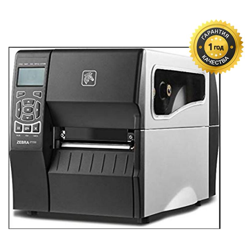 Коммерческий принтер этикеток Zebra ZT230