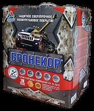Бронекор - сверхпрочное защитное полиуретановое покрытие