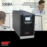 Источник бесперебойного питания, EA600, 500ВА/300Вт